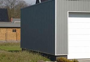 Wpc Wandverkleidung Außen : vorgeh ngte garagenverkleidung als selbstbausatz ~ Frokenaadalensverden.com Haus und Dekorationen