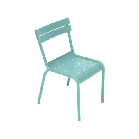 fermob chaise luxembourg kid chair outdoor metal chair