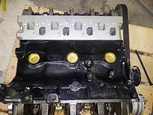 Common Block With A Fuel Pump Hole