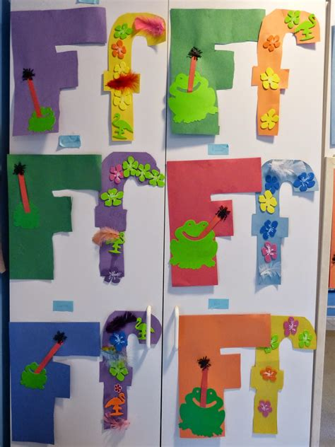 letter f crafts for preschoolers paula s primary classroom fabulous for the letter f 826