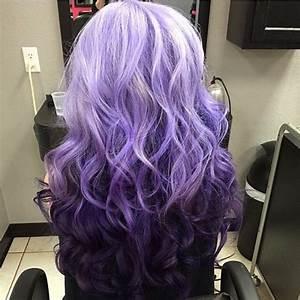 The 25+ best Purple ombre ideas on Pinterest   Ombre ...