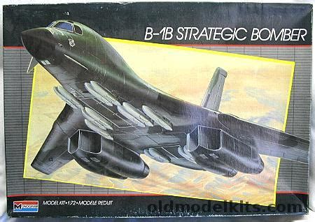 monogram    strategic bomber