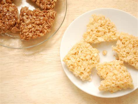 desserts to make with rice krispies 7 ways to make rice krispies treats wikihow