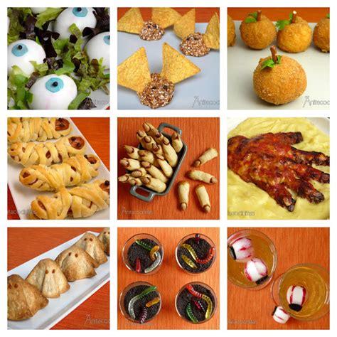Anita Cocinitas Especial Recetas De Halloween
