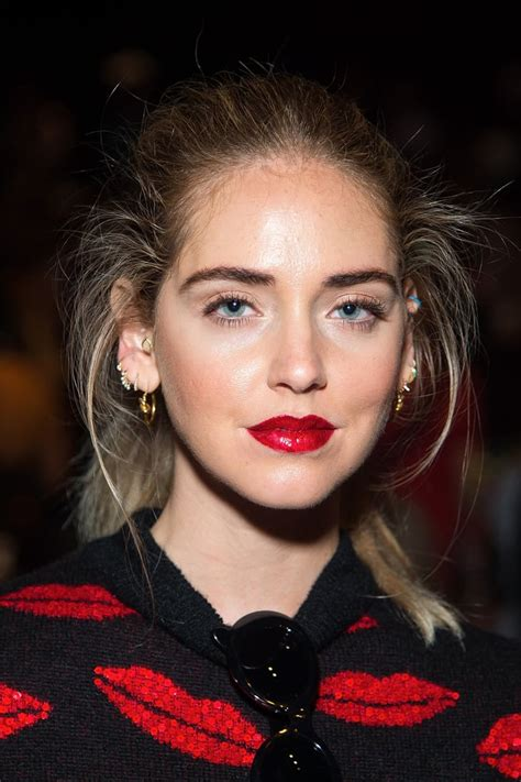 Hair Pictures by Chiara Ferragni Hair And Pictures Popsugar