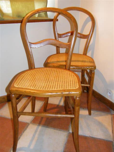 rempailler une chaise technique comment rempailler une chaise