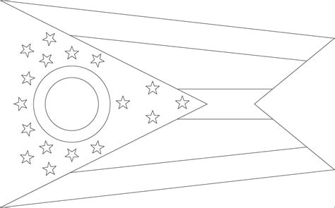 flag coloring pages coloringsuitecom