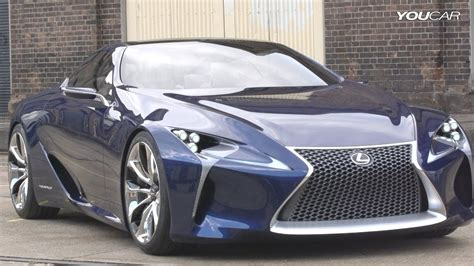 Lc Hd Picture by Lexus Lf Lc Blue Concept Hd