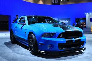 2013 Ford Mustang Shelby GT500 Priced
