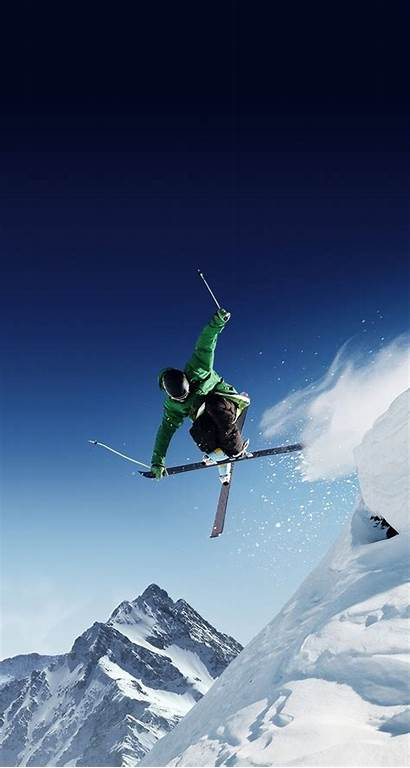 Iphone Skiing Freestyle Extreme Ski 5s Uploaded