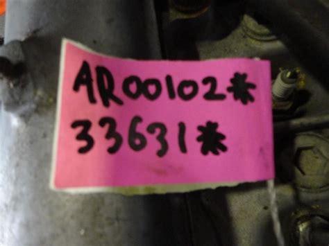 Alfa Romeo Enginespartsar00102*33631  Joop Stolze