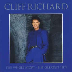 Cliff Richard  The Whole Story  His Greatest Hits (cd