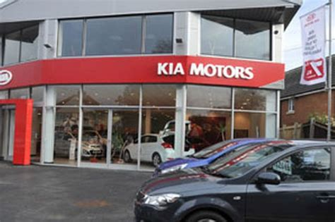 West End Garage Kia Launches All New Cee'd To Surrey And