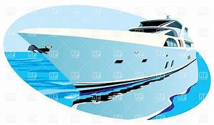 Yacht cliparts