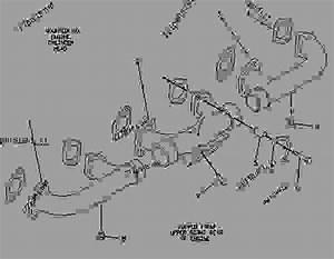 3176 Caterpillar Engine Wiring Harnes