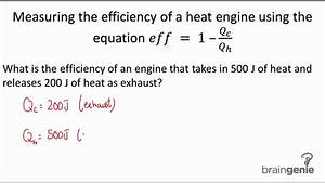 Physics 5 2 4 4 Measuring The Efficiency Of A Heat Engine
