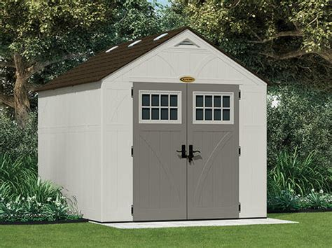 Suncast Storage Sheds Menards by Suncast Tremont 174 8 X 10 Storage Building At Menards 174