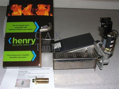 henry gas burner module wall switch cascade 2