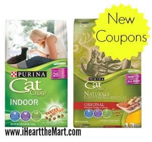 purina cat chow coupons new high value purina cat chow coupons matchups price