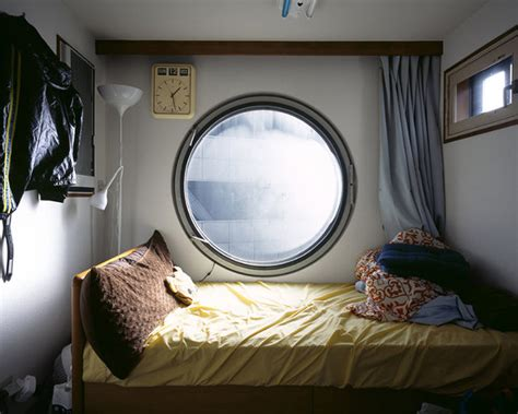 These Photos Of Tiny, Futuristic Japanese Apartments Show