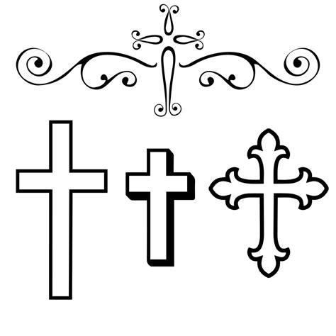 Free Cross Svg Cut File Craftables