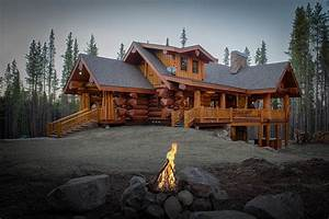 Mountain, Log, Homes, Of, Colorado, Archives