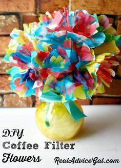 coffee filter flowers preschool 1000 images about crafts on crafts 984