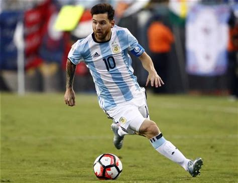 Lionel Messi in Argentina Football Team FIFA World Cup ...