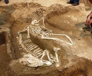 Human Skeleton Giant Bones Found