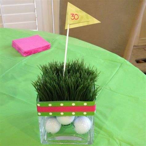 17 Best Images About Golf Themed Party On Pinterest Golf