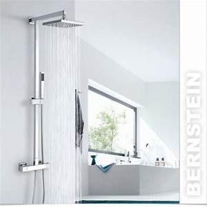 Duschpaneel Mit Thermostat : design duschsystem duschs ule sedal thermostat 8921c basic ~ Michelbontemps.com Haus und Dekorationen