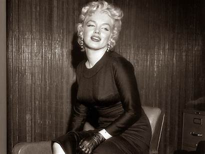 Monroe Marilyn Fabulous Wallpapers Quotes Restore Myself