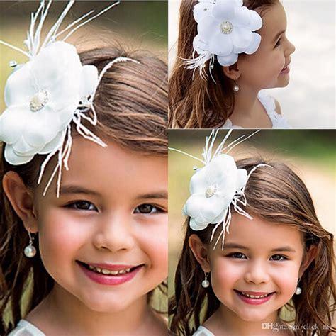 flower girl hair accessories children tiaras fashion