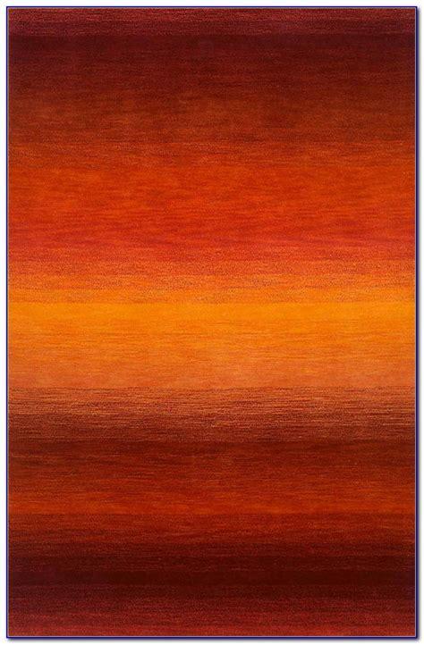 burnt orange  teal area rug rugs home design ideas