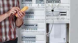 Installer Un Tableau électrique : prix d 39 un tableau lectrique co t moyen tarif d ~ Dailycaller-alerts.com Idées de Décoration