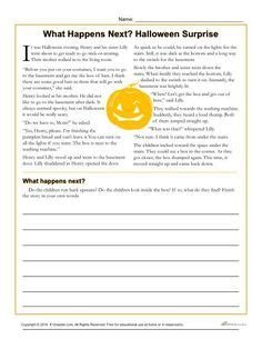 halloween worksheets  activities images
