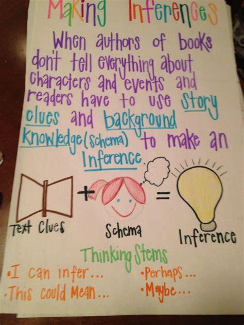 grade making inferences  pinterest making