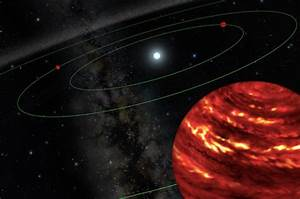 How many solar systems are in our galaxy? :: NASA Space Place