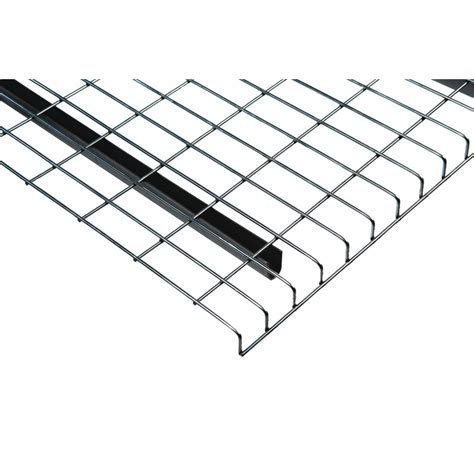 husky rack and wire husky 4852a3 galvanized wire deck for pallet racking 48
