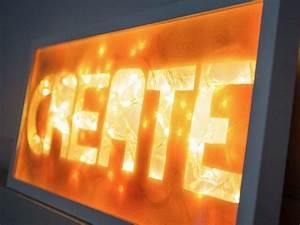 Leuchtkasten Selber Bauen : diy anleitung typografischen leuchtkasten bauen via leuchtkasten diy sachen diy ~ A.2002-acura-tl-radio.info Haus und Dekorationen