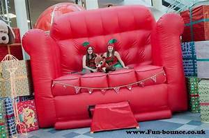 10x6x12ft Inflatable Giant Sofa Prop BB 105L Bouncy