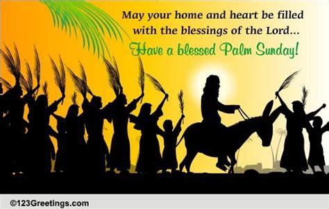 hosanna highest palm sunday ecards greeting cards