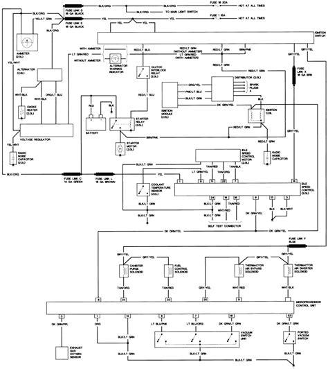 Ford Ranger Wiring Ignition Problem Engine