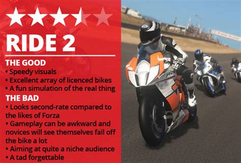 ride 2 xbox one ride 2 ps4 review more gran turismo than ridge racer for
