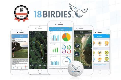 birdies smartphone app review best golf mobile app