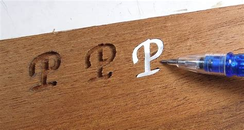 woodworking inlay techniques