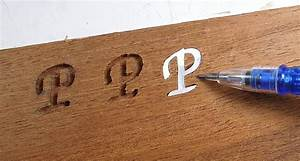 Wood inlay letters pdf woodworking for Wood inlay letters