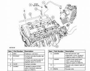 2005 Escape Engine Diagram