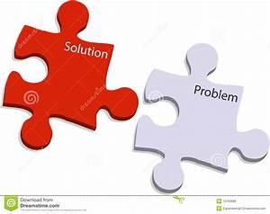 Problema Y Rompecabezas De La Soluci U00f3n Imagen De Archivo Libre De Regal U00edas