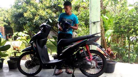 Modifikasi Cat Ebras Motor Beat Pop by Foto Modifikasi Motor Beat Cw Terbaru 2019 Modifbiker